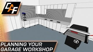 FAST AND EASY - Planning Garage Workshop - CarAudioFabrication