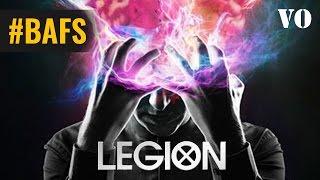 Legion Dan Stevens X Men Saison 1 teaser VO