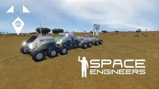 Mobile Base Ground Vehicle | Space Engineers