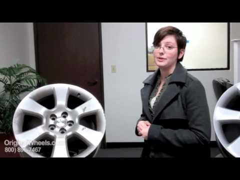 Echo Rims & Echo Wheels - Video of Toyota Factory, Original, OEM, stock new & used rim Shop