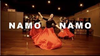 NAMO NAMO | Kedarnath | Dance Choreography @ Hamsa Studio