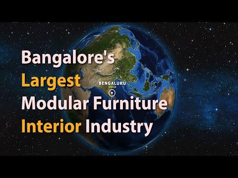 Modular Furniture Industry | Interior Designer In Bangalore | CNC Machine | Interior Design