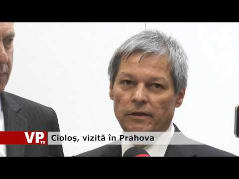 Cioloș, vizită în Prahova