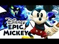 Disney Epic Mickey Full Game 100 Longplay wii Paint