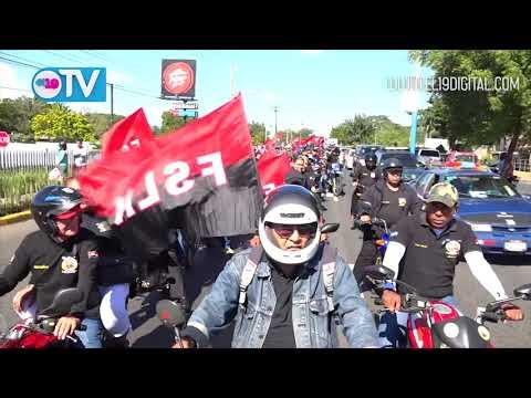 Muere Enrique Luna Davila Combatiente histórico y segundo Jefe de la Brigada Motorizada Carlos Fonseca Amador