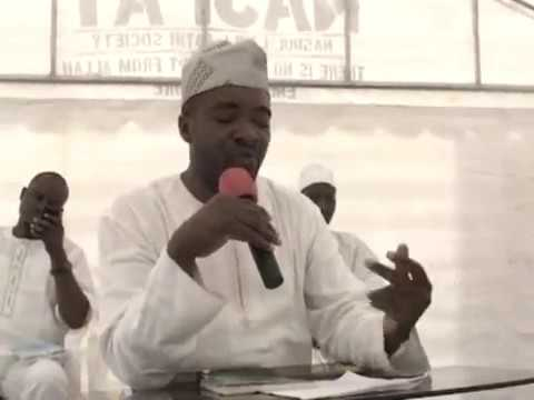 NASFAT Youth Wing Headquarters Weekly Lecture by Alh  Niyi Yusuf on Effective Use of Youthful Age