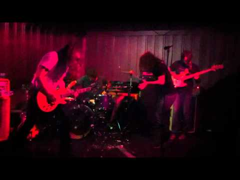 Ape Machine - Death Of The Captain - Live at Oak St. Speakeasy Eugene, OR