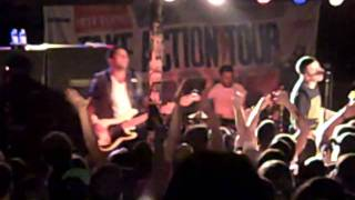 """Bayside, """"Already Gone/The Wrong Way/Montauk"""" (Live in Seattle, 5/16/11)"""