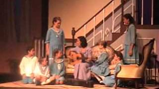 Von Trapp Children Meet Maria & Do Re Mi- Sound of Music 2009