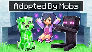 Adopted By MOBS In Minecraft!