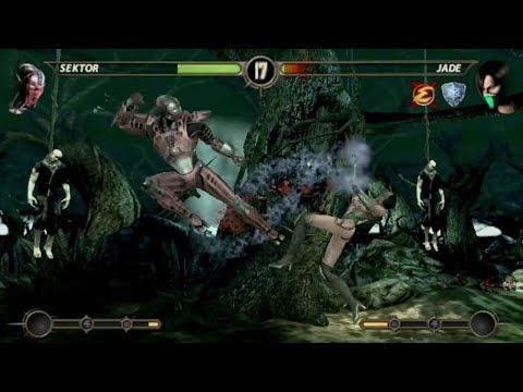 Better Late than Never: Mortal Kombat Vita Gameplay