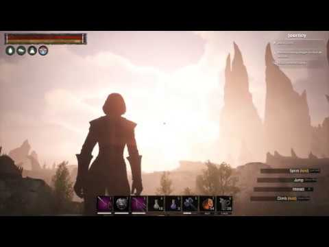 Conan Exiles testing archer tower demon purge farming method