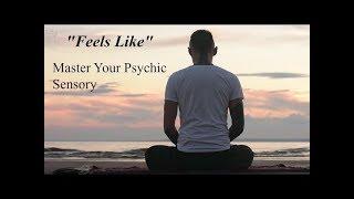 Develop Your Organic Sixth Sense | Feels-Like Mastery Training