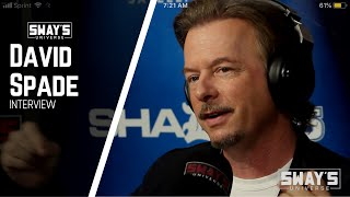 David Spade Recalls Eddie Murphy Beef and Talks New Movie 'Father of The Year' | Sway's Universe