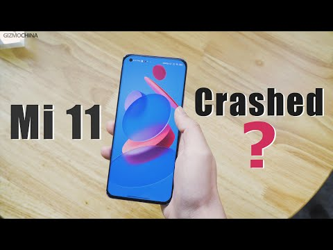 External Review Video Kl1RWb1U7xw for Xiaomi Mi 11 Ultra Smartphone