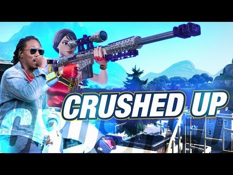 Fortnite Montage - ''CRUSHED UP'' (Future) - Obey Alliance