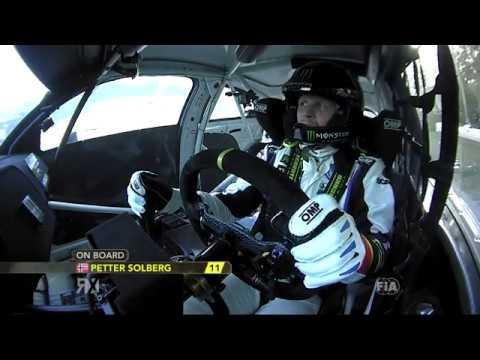 Petter Solberg Amazing Q4 Performance | Estering RX