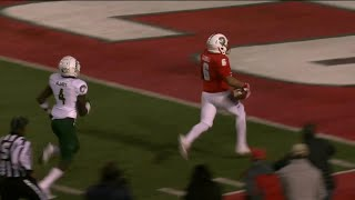 New Mexico Running Back Drops An Easy Touchdown On The 1 Yard Line | College Football Highlights