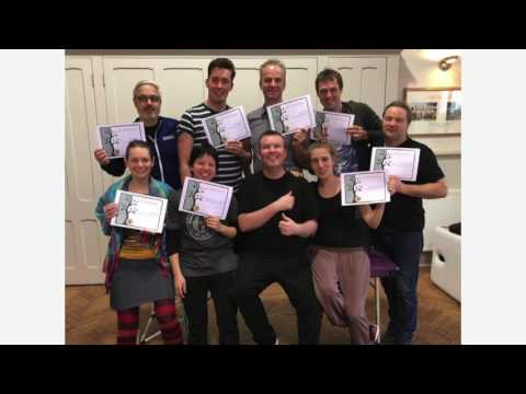Fast-Track, Intensive Raynor Massage Training Course - YouTube