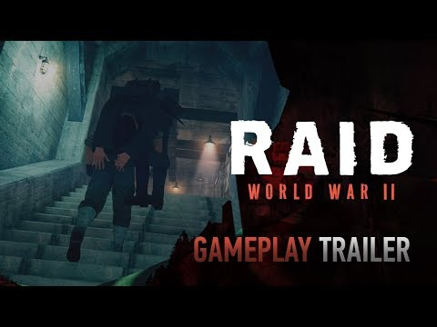 RAID: World War II - Control's War Effort thumbnail