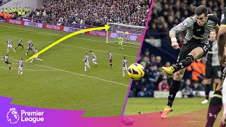 Gareth Bale STUNNER!   Classic goals from MW8 fixtures