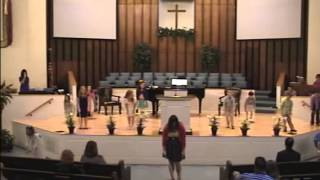 Arise My Love with Sticks - Temple Baptist Church 03.31.2013