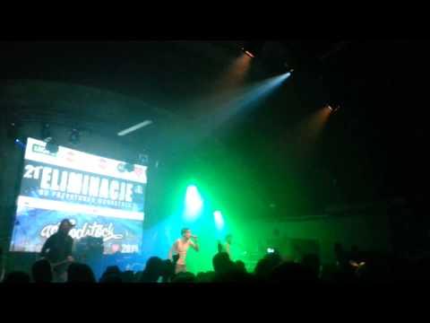 Pull The  Wire - Kapslami w Niebo(LIVE)Fabryka Trz