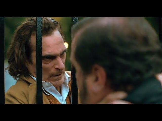 Arthur Fleck meets Bruce Wayne | Joker [UltraHD, HDR]