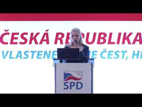 Tomio Okamura: SPD představilo program v oblasti sociální politiky.