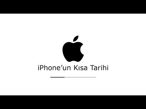 iPhone'un Kısa Tarihi | The Brief History of iPhone