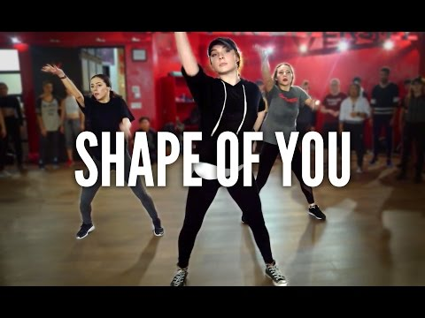 ED SHEERAN – Shape Of You | Kyle Hanagami Choreography