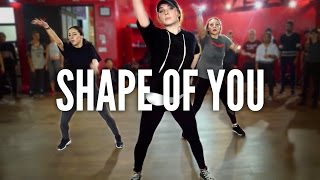"Seru! Para Dancer Narikan Lagu ""Shape Of You"" Ed Sheeran"