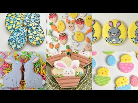 AMAZING EASTER COOKIES by HANIELA'S