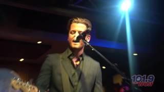 "Chase Bryant   ""Little Bit of You""  Pre CMA party in Nashville"