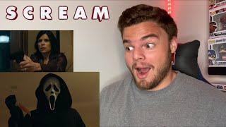 SCREAM OFFICIAL TRAILER REACTION! (2022 MOVIE)   Scream 5