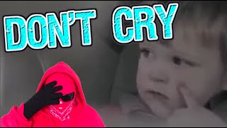 TRY NOT TO CRY CHALLENGE VIDEO :`(