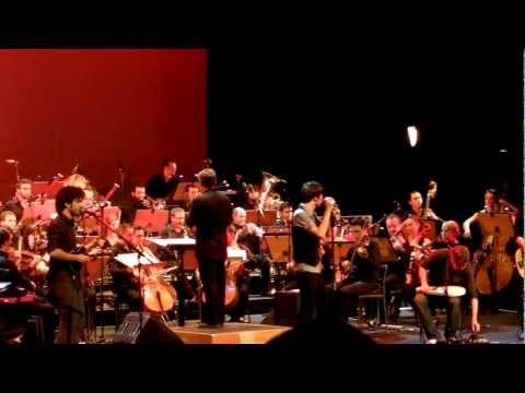 Concierto Vetusta Morla y Orquesta de Murcia