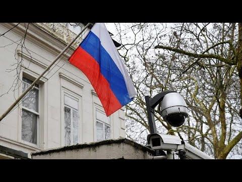 Μόσχα προς Λονδίνο: Δηλητηριασμένος με θυμό ο Μπόρις Τζόνσον