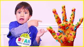 DIY Science Experiments for Kids to Grow Bacteria to Learn Why Washing hands!!!