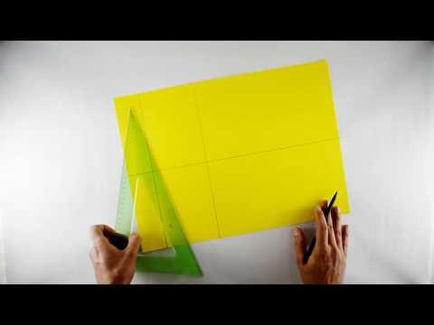 🎲 ✍️ Cómo Hacer un Folleto Creativo | Tutorial Brochure Poster Dinámico 🙌