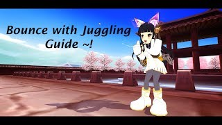 [Lost Saga ID] Bounce with Juggling Guide ~!