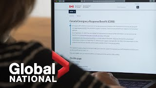 Global National: Oct. 24, 2021   Canadian businesses brace for pandemic benefits to wind down