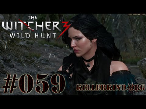 The Witcher 3 [HD|60FPS] #059 Wettervorhersage: Sturm ★ Let's Play The Witcher 3