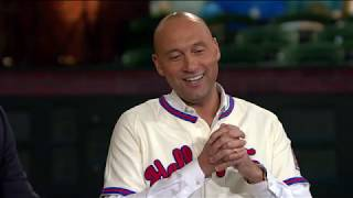 2020 Hall of Fame inductee Derek Jeter joins MLB Tonight