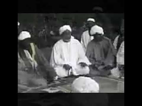 RARE VIDEO OF SHEIKH IBRAHIM NIYAS