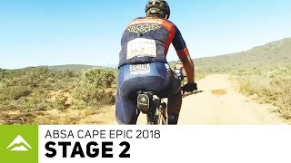 MERIDA FACTORY RACING TEAM - ABSA Cape Epic - stage 2
