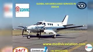 Medical Care Medivic Air Ambulance Service in Guwahati