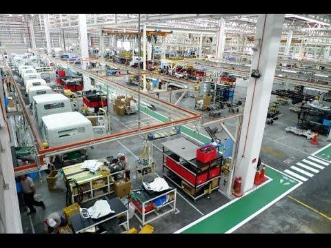 Nhà máy Sản xuất, lắp ráp xe tải Hino