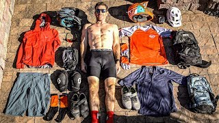 EVERYTHING I Wear On A Mountain Bike Ride | MTB Clothing Check