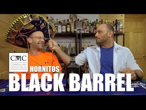 Hornitos Black Barrel Tequila Review, Cinco de Mayo